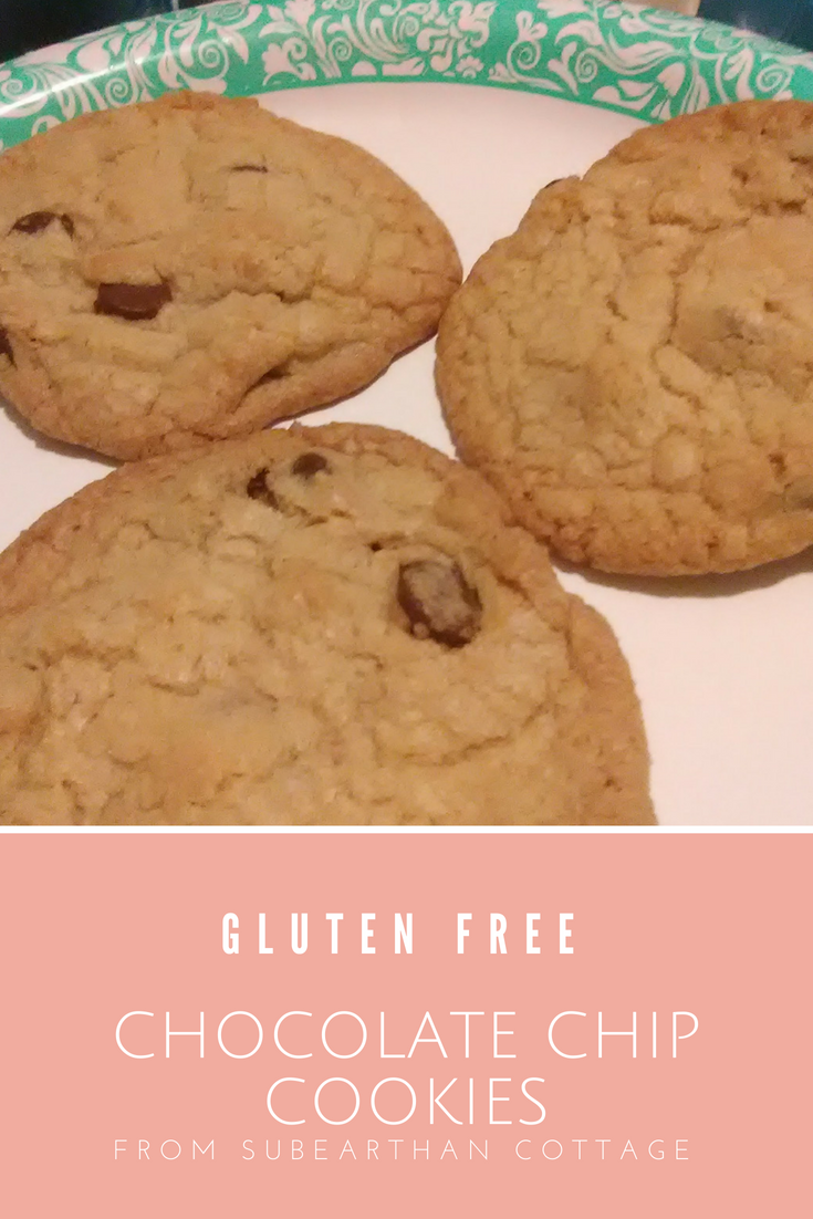 Gluten Free Cookies SubEarthan Cottage