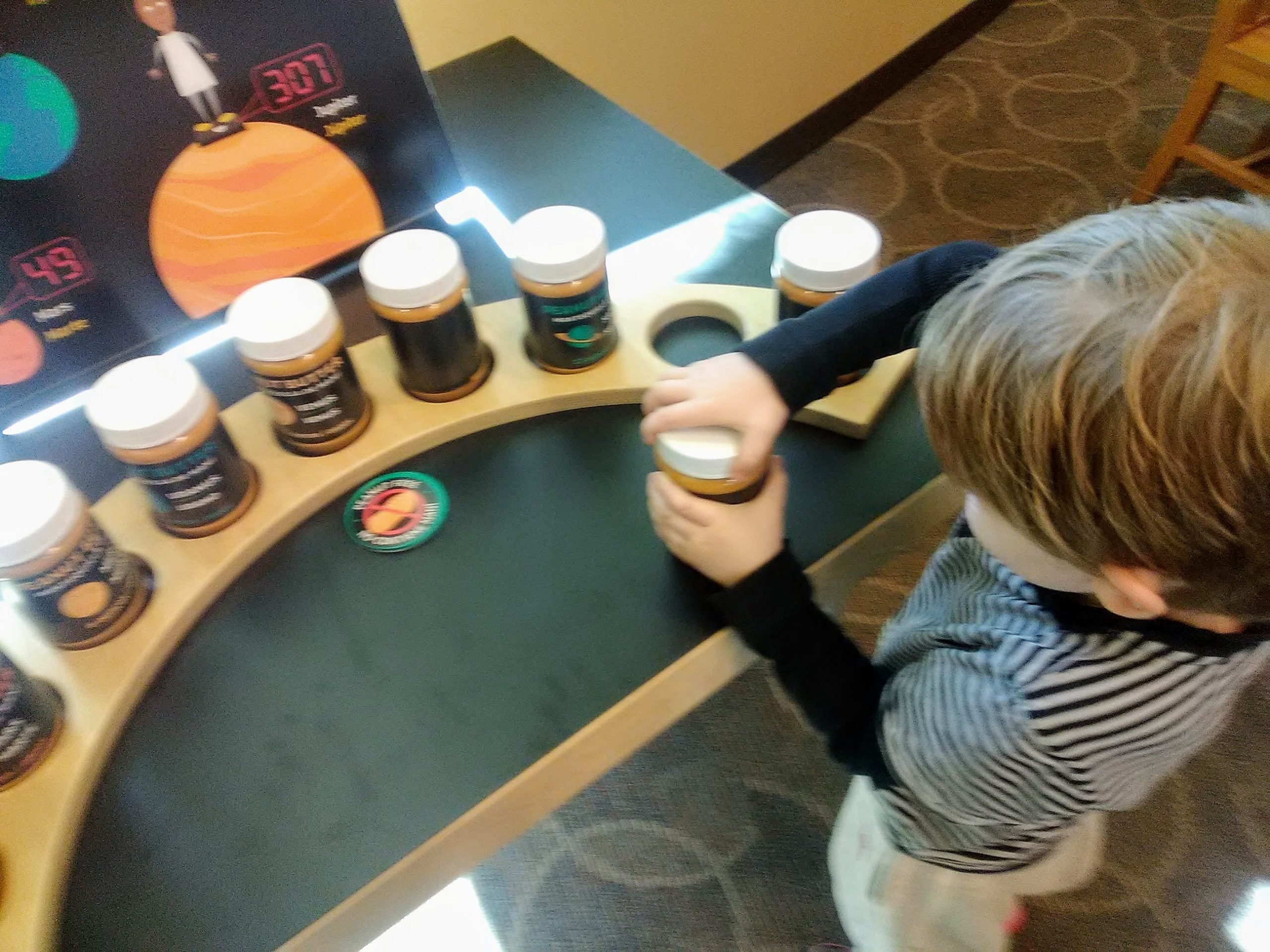 More science at the library